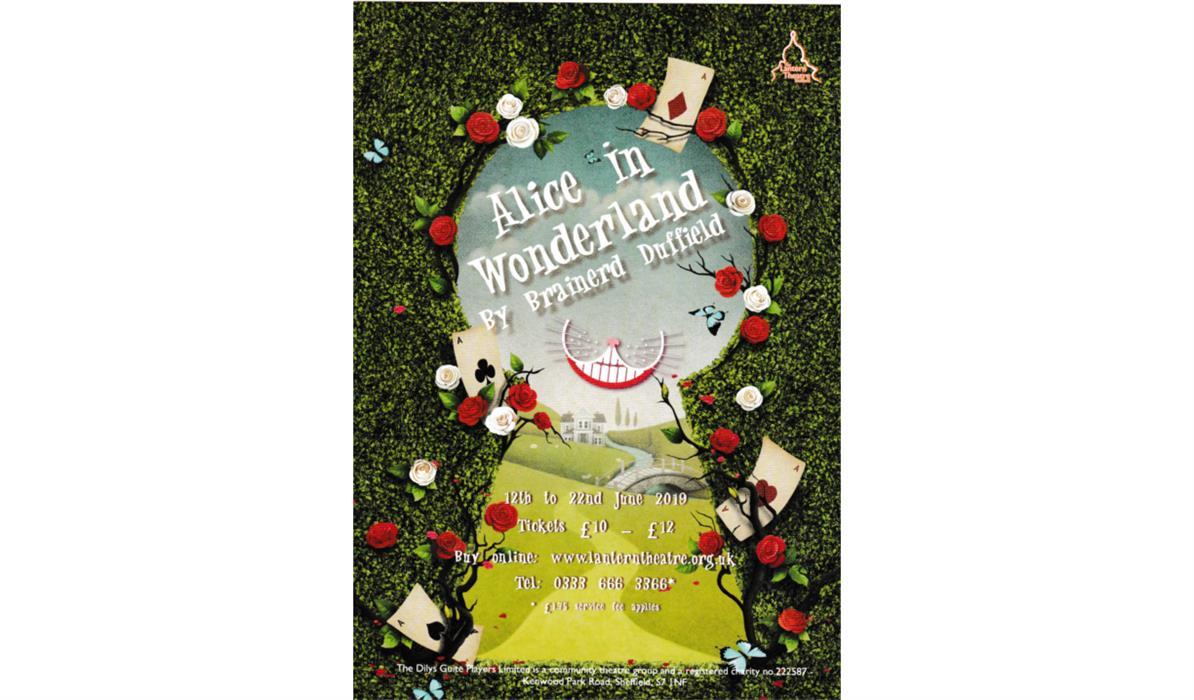 Alice in Wonderland by Brainerd Duffield