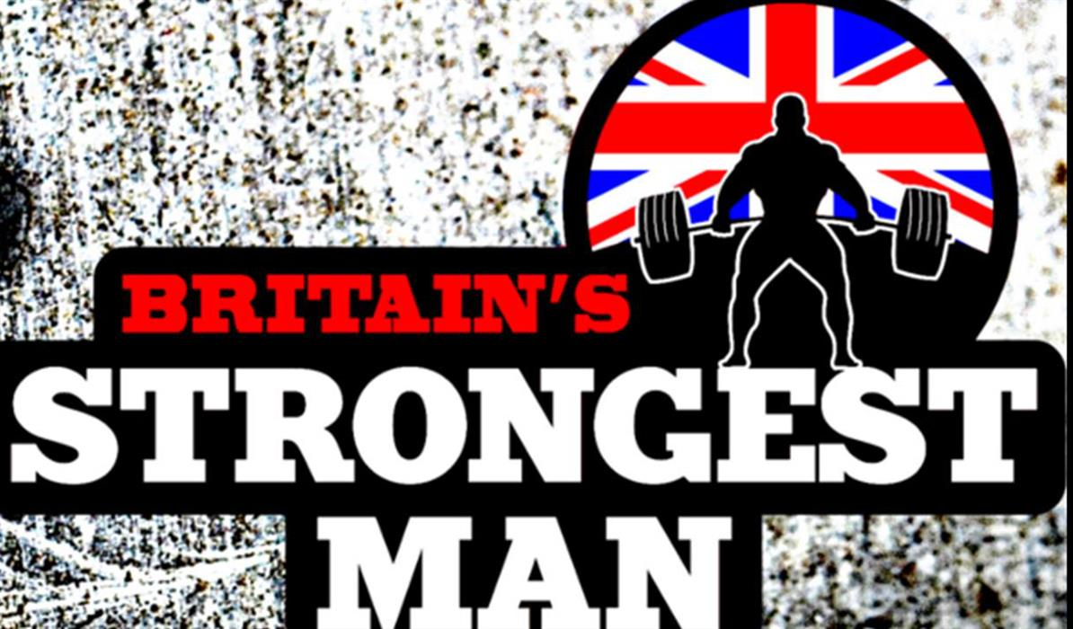 Britain's Strongest Man
