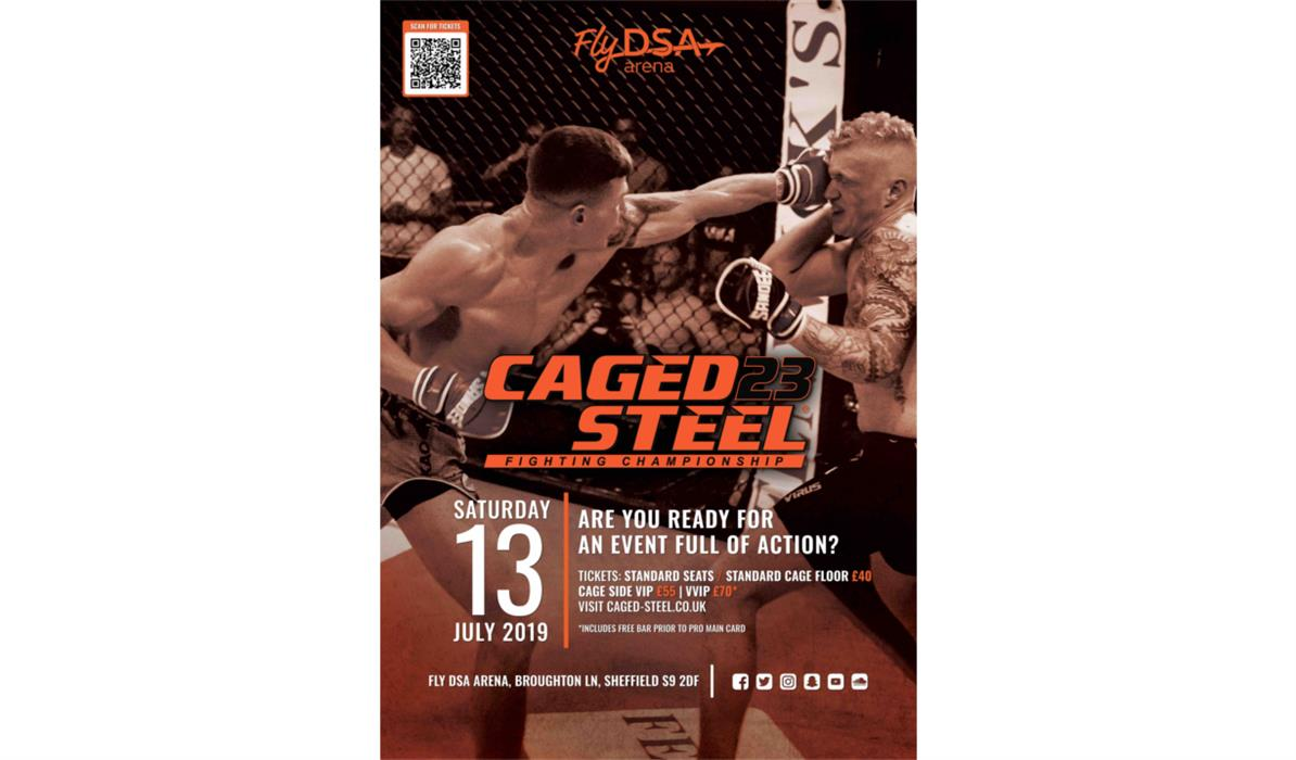 Caged Steel 23
