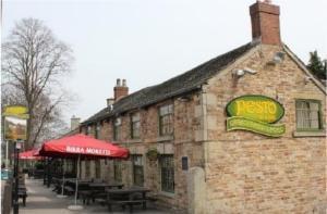 The Wagon & Horses - Pesto in a Pub