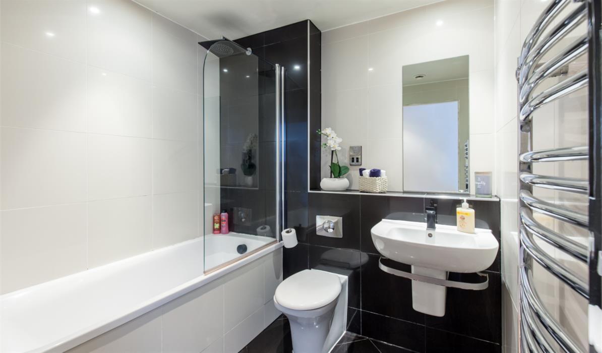 Excel Sheffield City - Bathroom