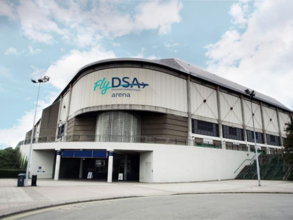 FlyDSA Arena Sheffield