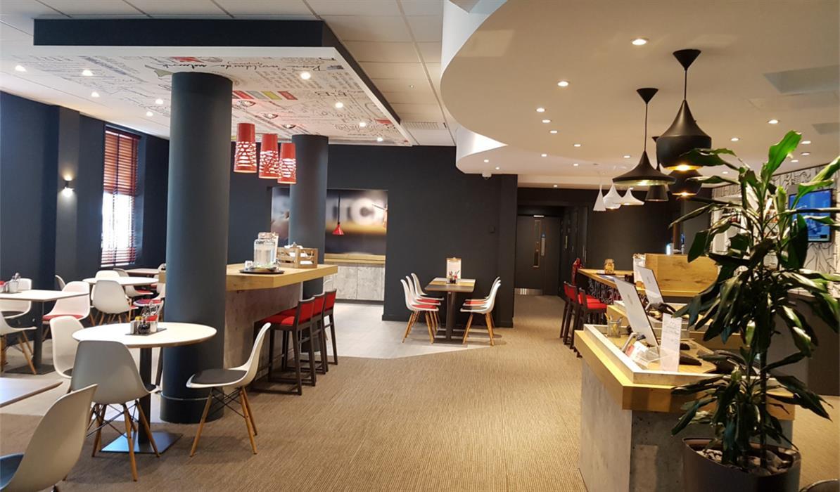 Ibis Sheffield  - Restaurant