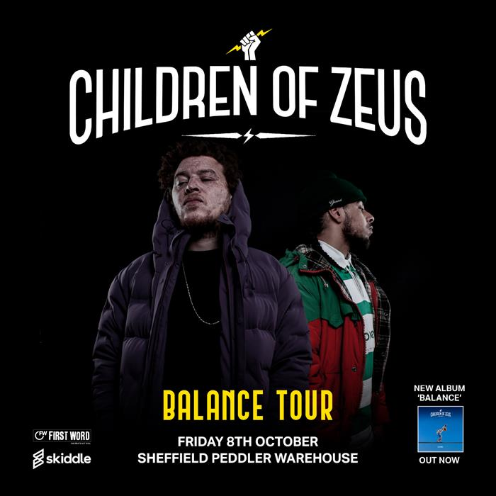 Children of Zeus: 'Balance' Tour