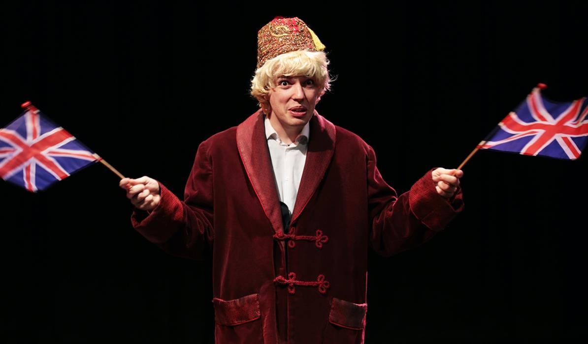 Boris the Musical 3: The Johnson Supremacy