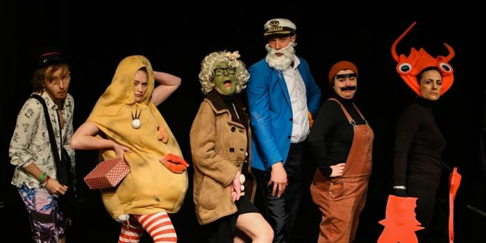 Lost At Shore presented by Fish Pie Cabaret