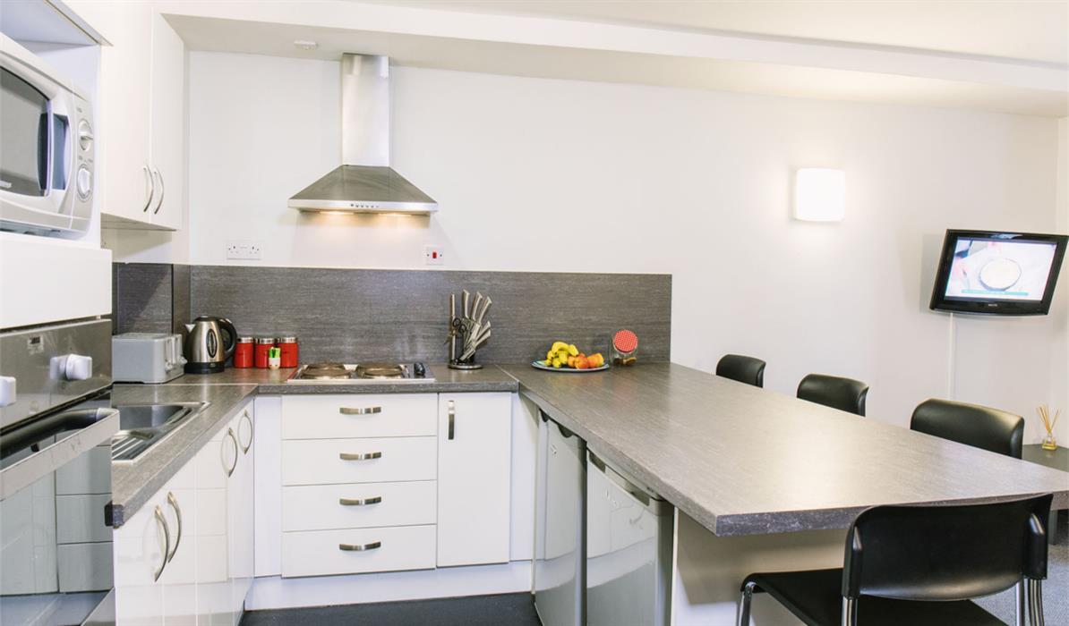 Liberty Hall - Kitchen