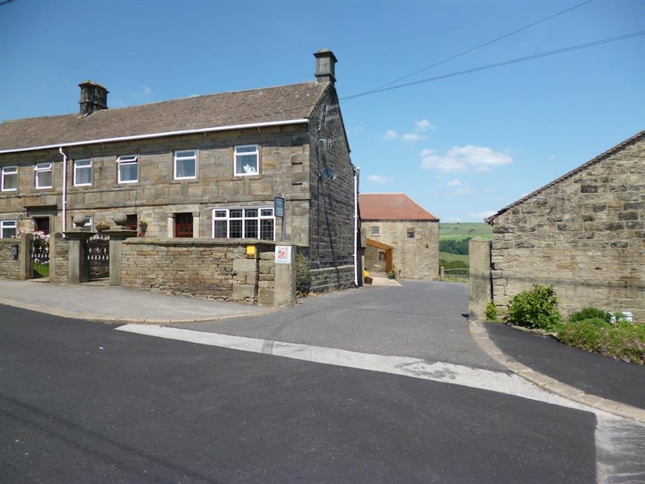 Quiet village location