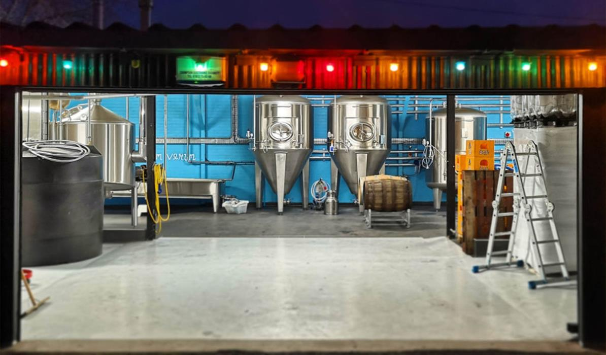 The Brewery of Saint Mars of the Desert